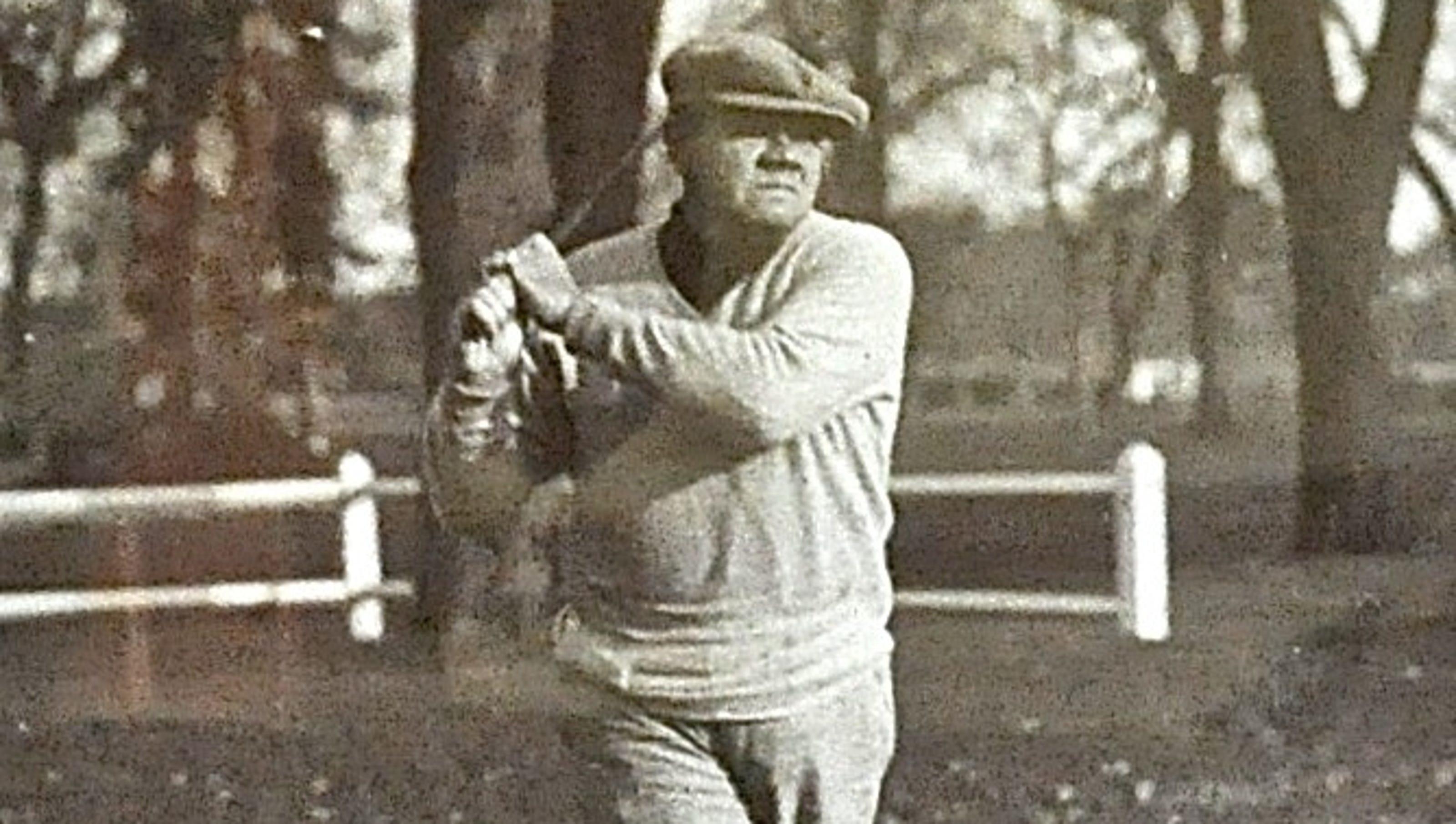 Babe Ruth Toiled At Yankee Stadium But Playground Was Westchester