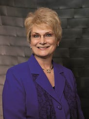 Jeanne Schmal, the executive director of the Miss Wisconsin