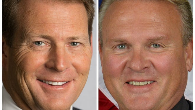 Doug Lloyd and Tom Reich each won their re-election bids on Tuesday.