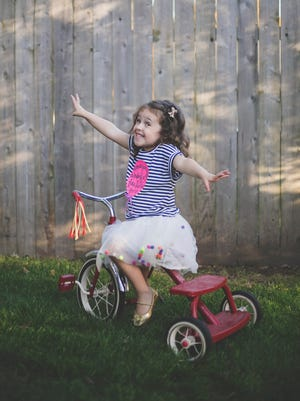 Bobbie Recob focuses on capturing the personality of children she photographs.