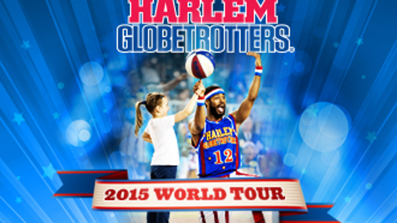 Harlem globetrotters deals tickets