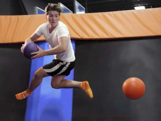 Sky Zone, a trampoline park in Darboy near Festival Foods, was sold and reopened immediately as Vertical Velocity.