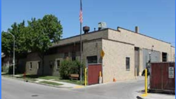 One of the buildings at the West Allis Department of Public Works yard was deemed to be among city buildings in the most disrepair in  a recent study. The rest of the municipal yard also was found to be below the city average in upkeep. Officials already had been seriously considering replacing them.