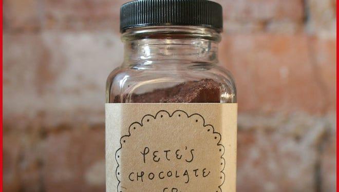 Pete's hot chocolate mix