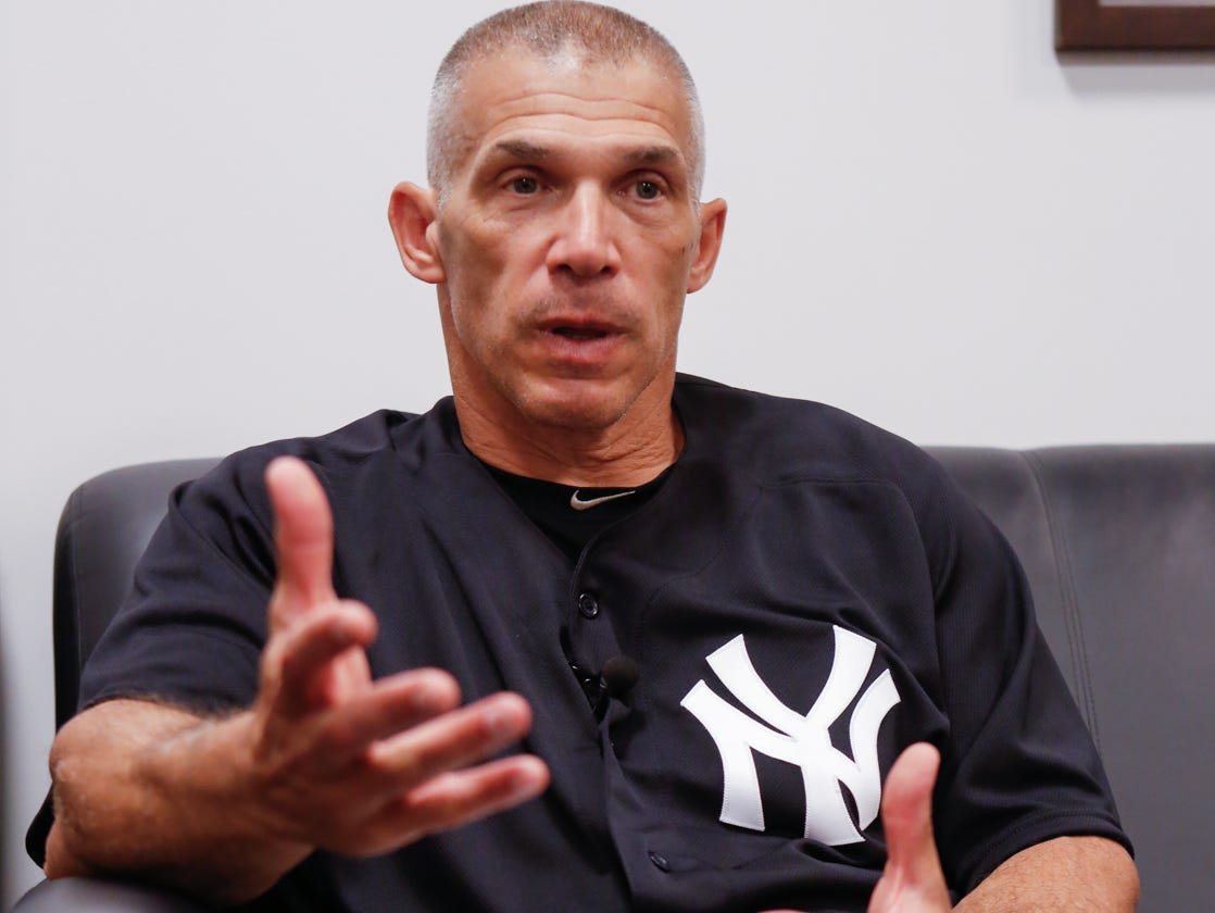 Yankees Manager Joe Girardi talks about youth sports