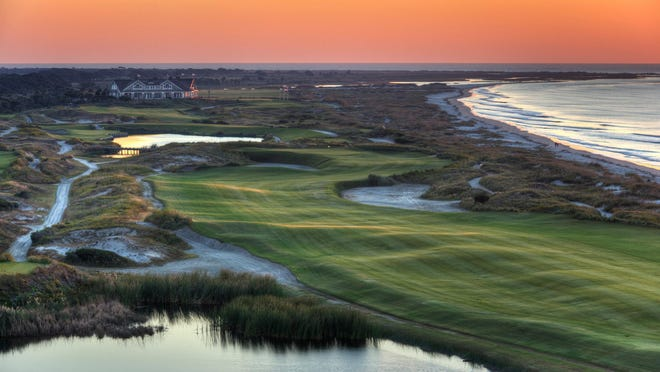Golfers from around the world go to Kiawah Island Golf Resort in South Carolina to play Pete Dye's spectacular Ocean Course.