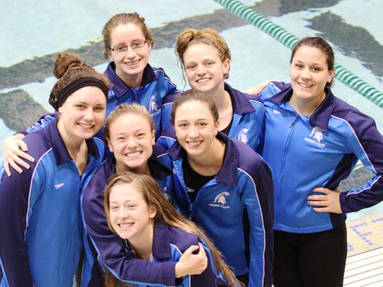 Livonia Stevenson's swimming and diving team qualified