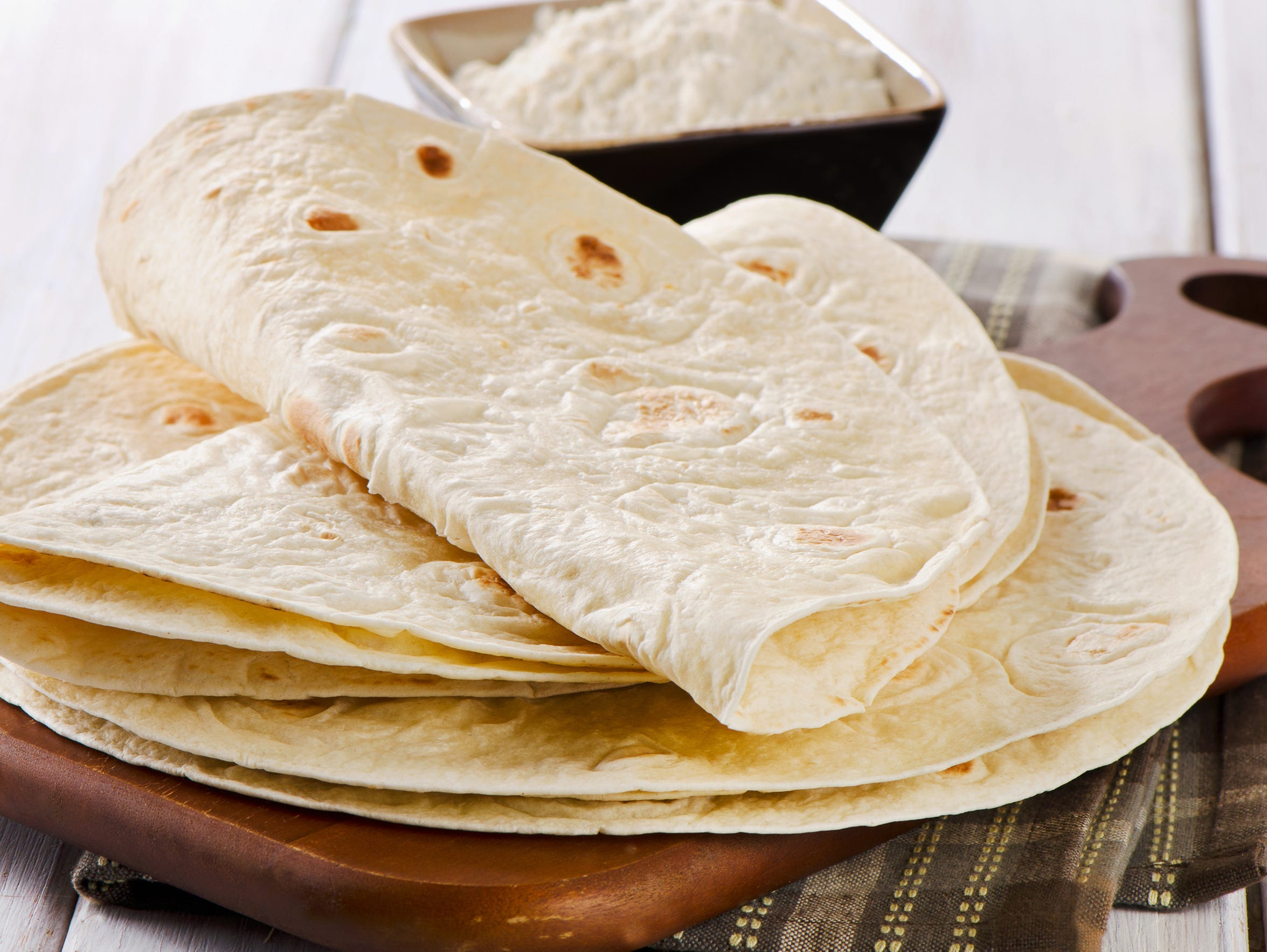 Tortillas can be used to make kid-friendly snacks and