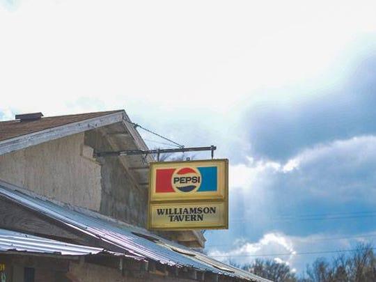 Williamson Tavern in Williamson.