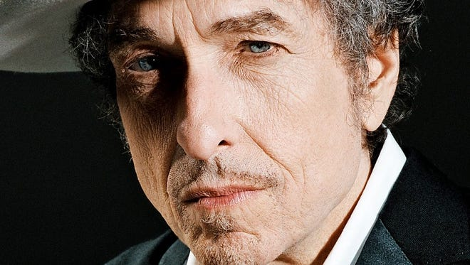 Bob Dylan performed Saturday at the Farm Bureau Insurance Lawn at White River State Park.