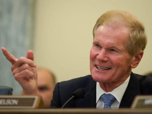 Senate Hearing on ISS