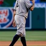 Pinch hitting: Aaron Dortch