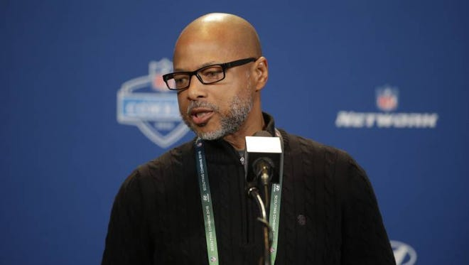 Giants general manager Jerry Reese was basically told to put up or shut up a year ago after Tom Coughlin and the team parted ways. Well, the Giants went 11-5 this season and will be playing the Packers on Sunday in a wild-card game.