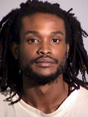 Najee Givens, 26, is charged with murder.