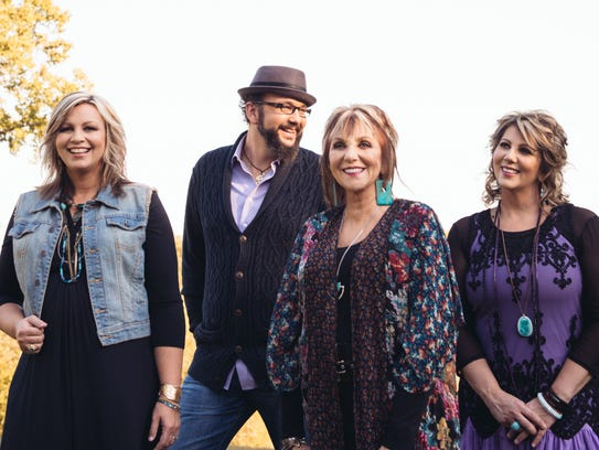 The Isaacs will be performing in Snyder.