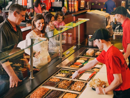 Chipotle Mexican Restaurant Chain