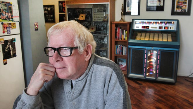 Larry Goshen is trying to raise money for a museum devoted to the entertainment industry in Indianapolis.