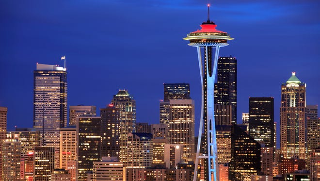 Cities like Seattle are proving to be attractive to college entrepreneurs and recent grads.
