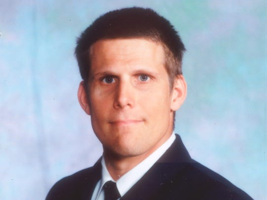 Paul Jolliff, IFD firefighter who died in a diving rescue training accident