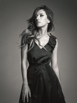 Fado singer Ana Moura performs Friday at the Flynn Center.