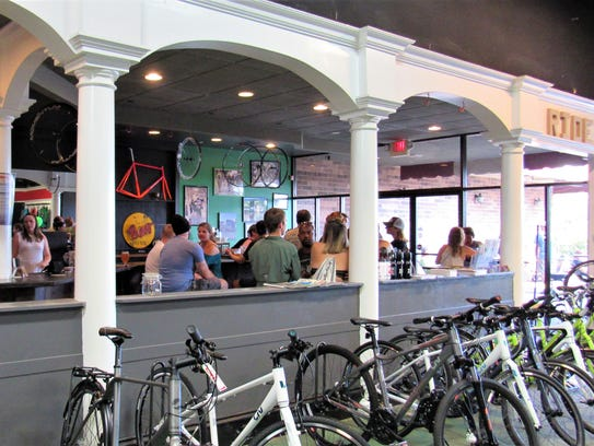 Echelon Bicycles now features brews from Crafty Bastard