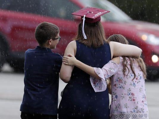 School Shooting Florida Graduation