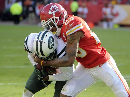 NFL: New York Jets at Kansas City Chiefs