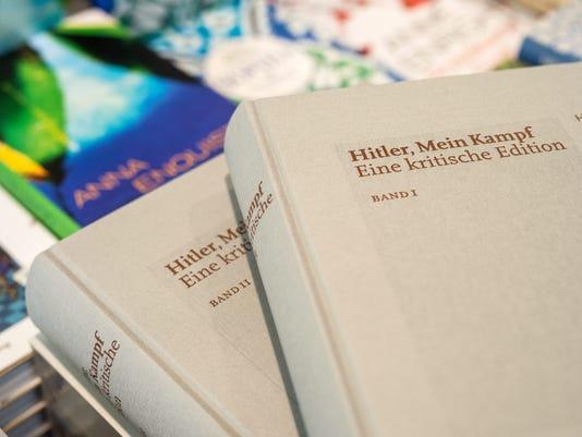 EPA GERMANY HISTORY NAZIS HITLER ACE LITERATURE DEU BA