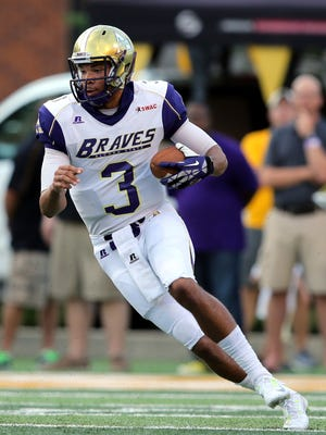 Alcorn State's John Gibbs Jr. earned SWAC Offensive Player of the Week honors on Monday.