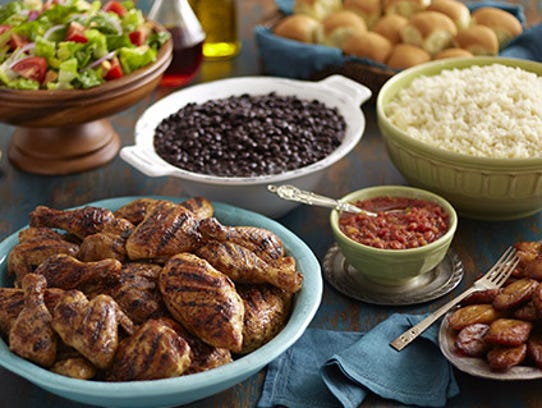 Pollo Tropical is known for its Caribbean-inspired