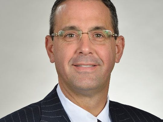 TCU's Chris Del Conte was the recipient of a 2015 NACDA Under Armour AD of the Year Award.