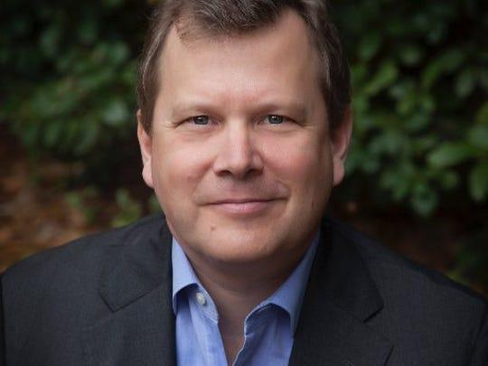 Peter Schweizer, author of Secret Empires