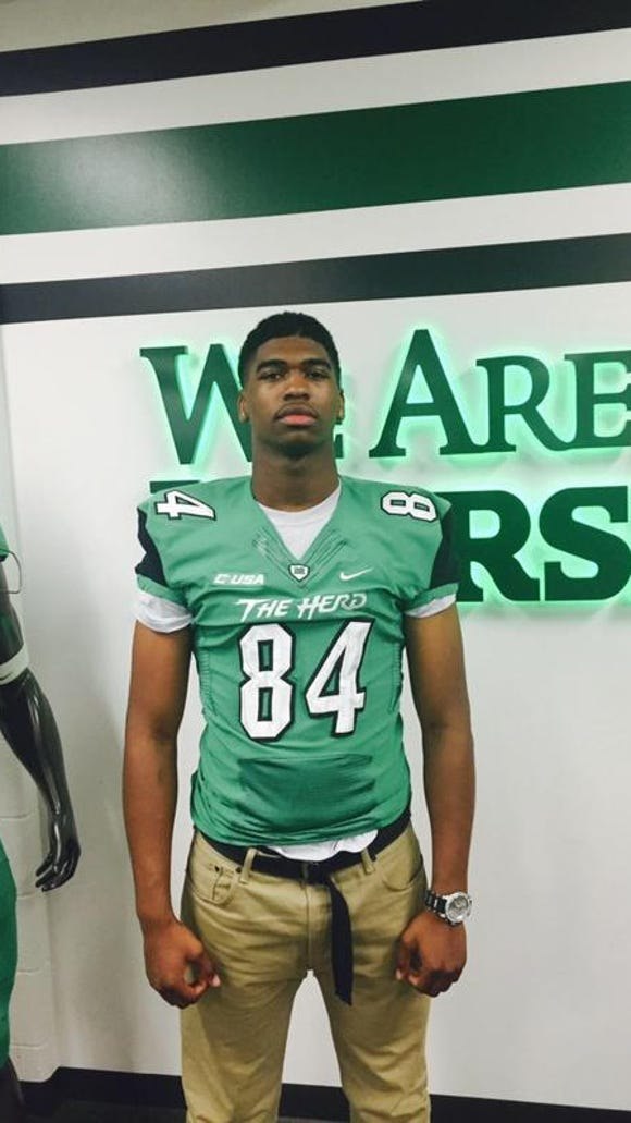 Mount Healthy DE Milan Lanier committed to Marshall