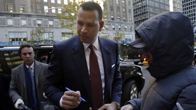 Alex Rodriguez's arbitration hearing may wrap up soon.