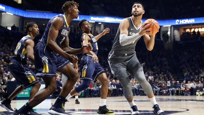 Kent State hopes to have a healthy Danny Pippen (No. 5) when the 2020-21 season starts late next month. Pippen is still recovering from knee surgery that was conducted last March.