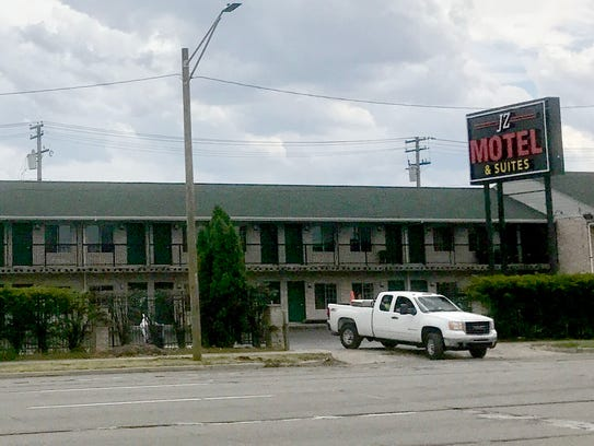 The newly renovated JZ Motel and Suites on 8 mile west