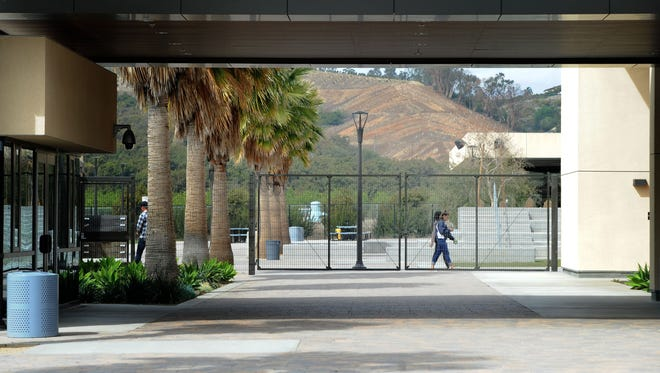 Rancho Campana High School in Camarillo has fencing to improve safety. Schools across Ventura County have been eyeing ways, like fencing, they can improve school safety. Discussions about school safety were brought up yet again when a potential threat was made to an unspecified Ventura school.