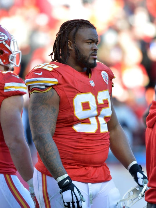 Chiefs Could Have Poe Fisher Back
