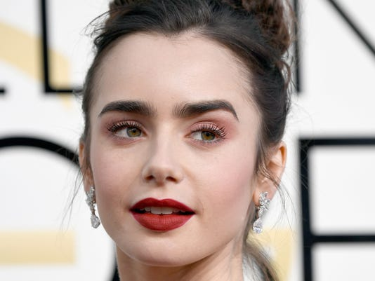 fresh26 Lily Collins