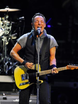 Bruce Springsteen brings The River Tour to The Palace of Auburn Hills.