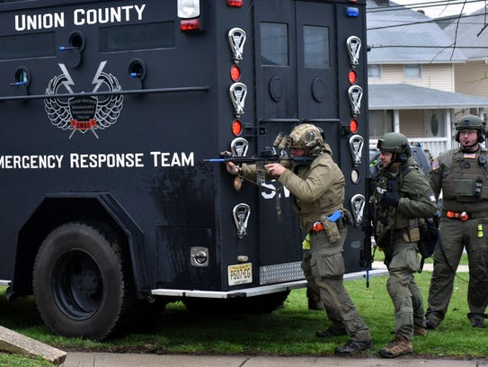 The New Jersey Office of Homeland Security and Preparedness