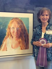 C. J. Worlein won Best in Show in the 2016 Colored Pencil Show. The show has returned to Keizer Art Association and will be on show through May 3.