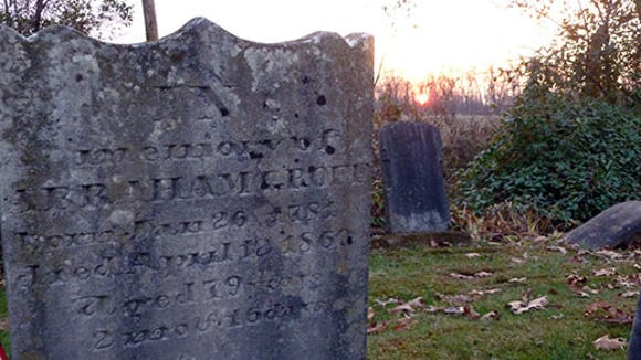 Bender Cemetery Warrington Township PA