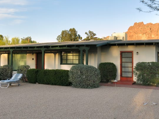 The L. Ron Hubbard House has been restored and is listed