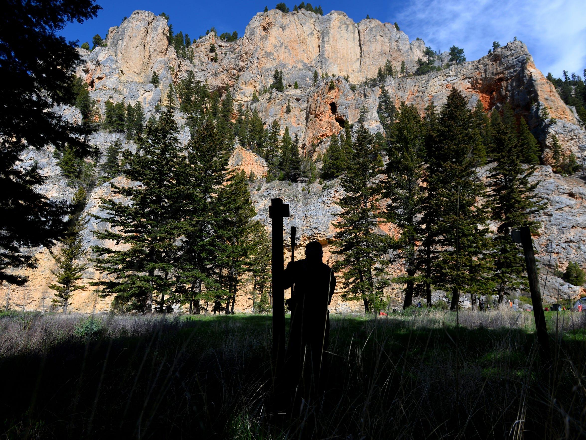 Don Mendenhall, U.S. Forest Service river ranger on