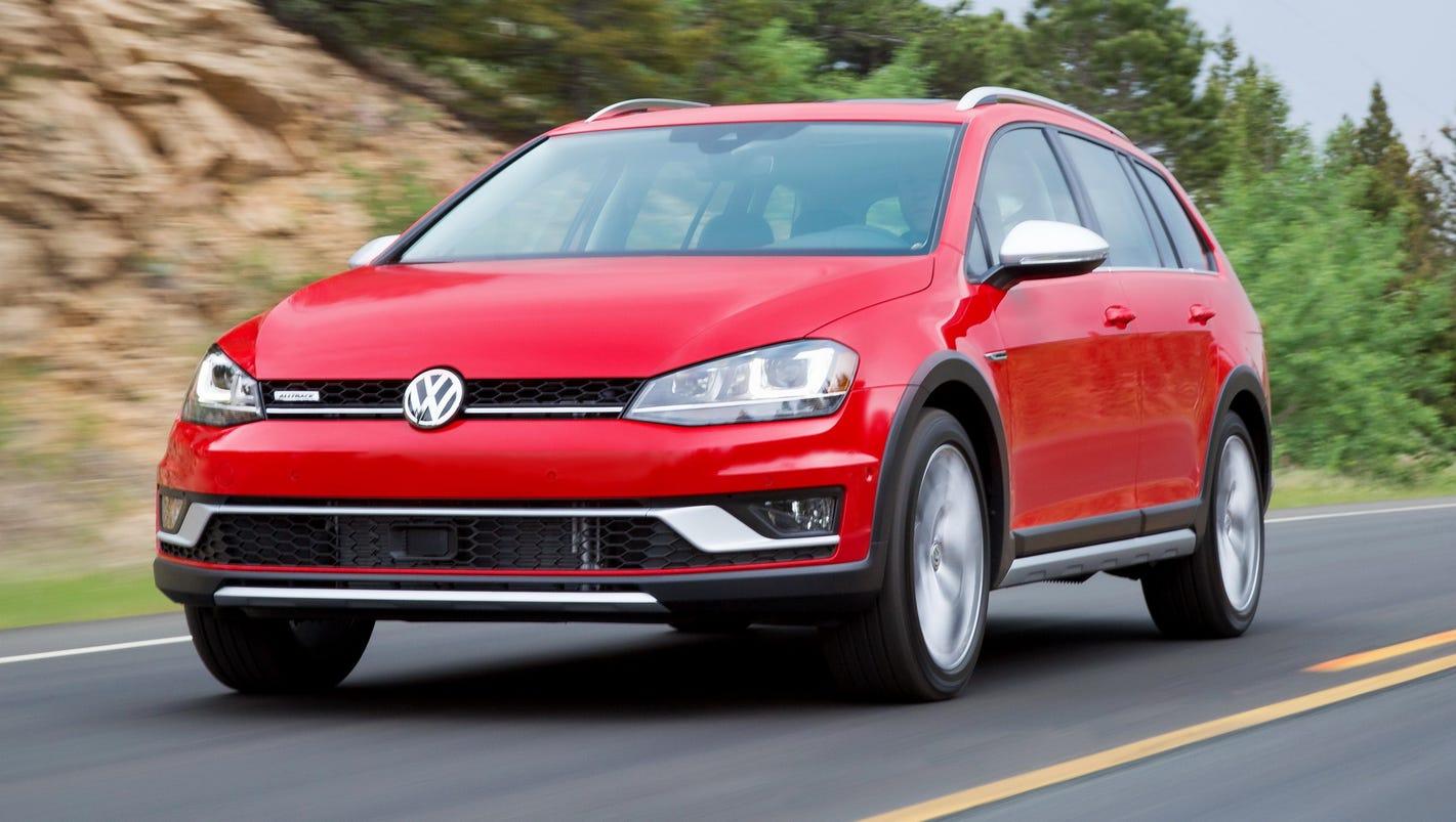 2017 Volkswagen Golf Alltrack Adventurous Sophisticated