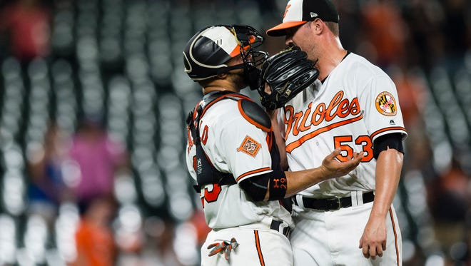 Zach Britton and Welington Castillo could help nudge the Orioles toward a wild card - or be dealt by July 31.