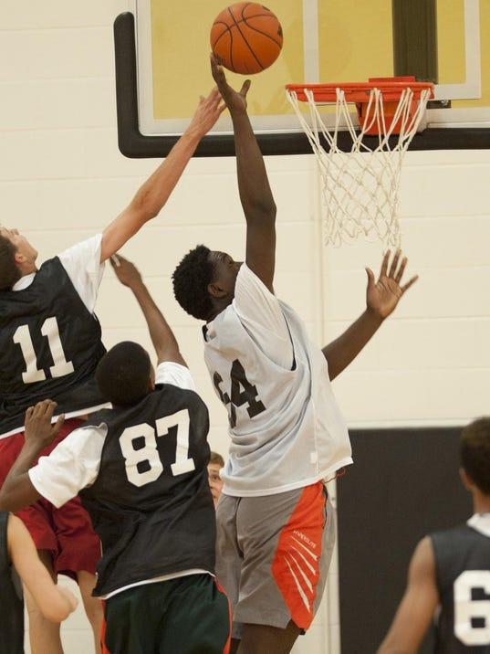 Purdue Elite basketball camp