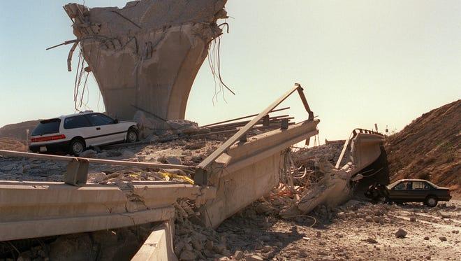 Many roads, including bridges and elevated highways were damaged by the 1994 Northridge Earthquake. Oregon and Washington are currently focused on making seismic improvements to highways and bridges to establish ''seismic lifelines.''