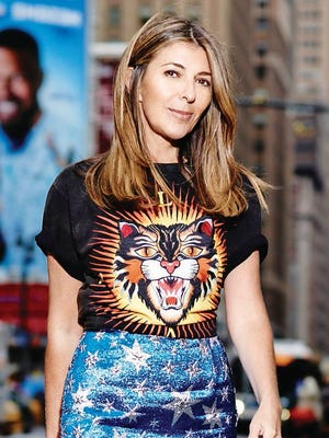 "Nina Garcia serves as a judge on Lifetime's ""Project Runway."""